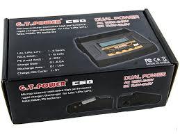 <b>Зарядное устройство G.T.Power</b> C6D Dual Power 12|220В 6A - GT ...