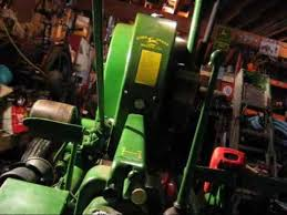 john deere l new wiring job it charges now john deere l new wiring job it charges now