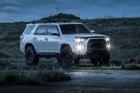 2018 Toyota 4runner Fog Light Bulb Size Headlights And Fog Lights 5th Gen 4runner 4runner Led