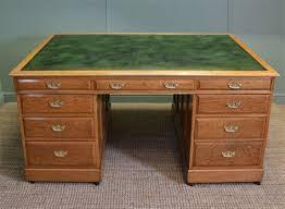 huge office desk. Huge Antique Victorian Oak Executive Office Desk Antiques World