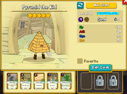 Kid Cards Pyramid The Kid Card Wars Kingdoms Guide Wikia Fandom Powered By
