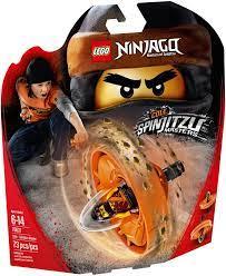 Mua đồ chơi LEGO Ninjago 70637 - Lốc Xoáy Bay của Cole - Spinjitzu Master  (LEGO Ninjago 70637 Cole - Spinjitzu Master)