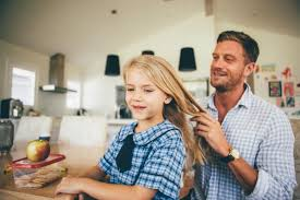 3 Tipy Pro Tatínky Na Jednoduché účesy Dcery Remington