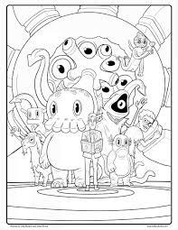 Spongebob Christmas Coloring Pages With 51 Favorite Dannerchonoles