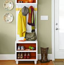 Coat Racks Lowes You could create a storage bench and coat hook combo from Lowes 83