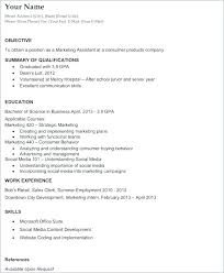 Good Job Resume Good Job Resume Samples First Job Resume Examples ...