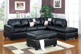 Black sectional couches Modern Black Leather Sectional With Ottoman Beliani Oslo Black Modern Sectional Leather Sofa With Ottoman Black Leather Sectional Kiwestinfo Black Leather Sectional With Ottoman Black Sectional Couches Black