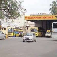 vrl travels bangalore anand rao circle