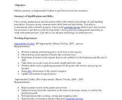 Free Sample Resume Templates Resumeemplates For Cashier Free Awfulemplate Sample New Examples 49