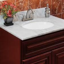 bathroom vanity tops sinks. cara white 37\ bathroom vanity tops sinks m