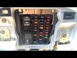 fuse box locations on a 1997 2003 ford f150 ford f 150 1997 2003 fuse box location