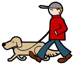 "Ligue du jardinage ""promenade chien"""