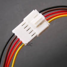 1pcs small 5 pin terminal lead wire harness jack and plug 5 pin 1pcs small 5 pin terminal lead wire harness jack and plug 5 pin wire amp socket