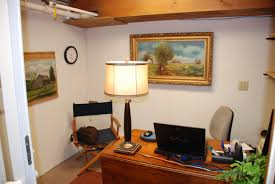 vintage office decorating ideas. Office:Engaging Small Home Office Decor Ideas With Vintage Wooden Table And Black Director Decorating C