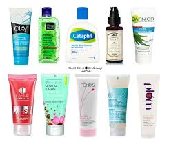 best face wash for bination skin in india top 10