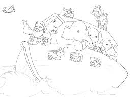 for kid noah ark coloring pages 23 free book with
