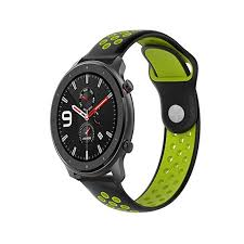 Upxiang <b>Silicone Strap for Xiaomi</b> Huami AMAZFIT GTR Smart ...