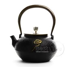 <b>Чайник чугунный</b> №25 <b>1100</b> мл в интернет-магазине BestTea.ru