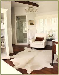 faux cowhide rug home rugs ideas with regard to animal skin inside fake designs 4