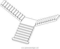 Alle bilder sind original gezeichnet. Treppe 3 Gratis Malvorlage In Beliebt10 Diverse Malvorlagen Ausmalen