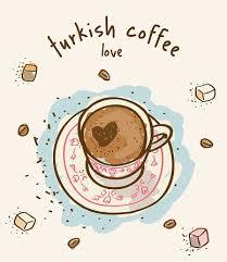 türk kahvesi karikatür ile ilgili görsel sonucu