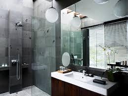 white glass globe pendant bathroom lighting ideas for small bathrooms