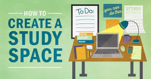 Where Is The Best Place To Study Graphic Design How To Create A Great Study Space With Examples