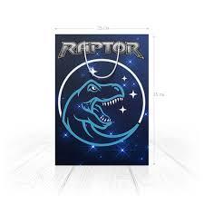 """Пакет 25x35x8cм """"ДИНОЗАВРЫ ФЭНТЕЗИ. raptor"""" #2774026 от ..."""