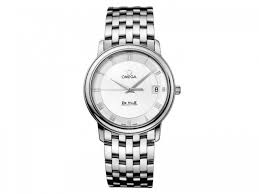 omega de ville quartz 34mm mens watch 4510 33 00 interwatches omega 4510 33 00