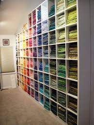 Best 25+ Fabric storage ideas on Pinterest | Store fabric ... & This takes 'Fabric Stash' to another level..WOW! Storage ... Adamdwight.com