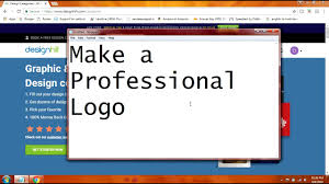 Design Own Logo Free Make A Professional Logo With In A Minute Free Logo Maker Create Your Own Logo Design
