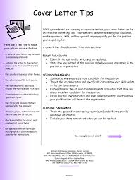 Cover Letter Cover Letter Format Example Apa Format Cover Letter