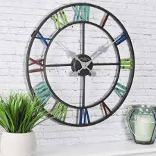 artisan outdoor clock