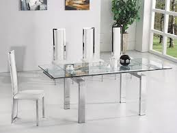 Modern Glass Dining Table 100 Contemporary Glass Dining Table Sets Uncategories