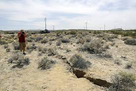 Studying earthquakes and their effects in california and beyond. California S Big July Quakes Strain Major Fault Study Says Las Vegas Sun Newspaper