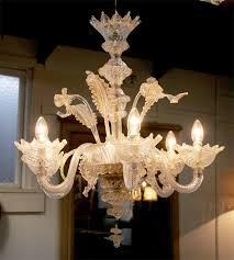 venetian murano chandelier