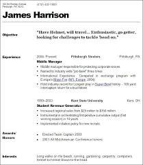 Cosmetology Resume T Stunning Sample Resume For Cosmetology Student
