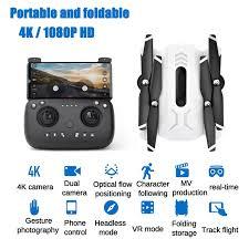 4k Dual Camera <b>Aerial Drone</b> Aircraft Intelligent Anti-shake <b>Folding</b> ...