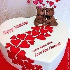 Birthday Cake For Husband Design Teamtessaorg
