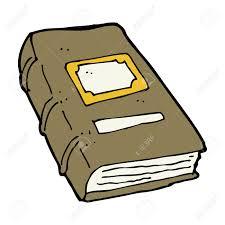 cartoon old book stock vector 24776563