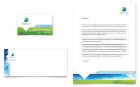 Non Profit Letterheads Templates Design Examples
