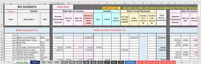 accounting excel template free accounting excel template