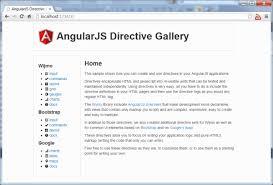 Angularjs Line Chart Jsfiddle Extending Html With Angularjs Directives Codeproject