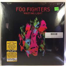 Foo Fighters Vinyl Wasting Light Foo Fighters Wasting Light 2lp New 45 Rpm