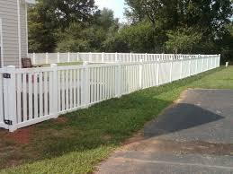 white fence ideas. White Vinyl Fence Pvc Privacy WhiteFence Electricity Or High Definition Wallpaper Photographs Ideas I
