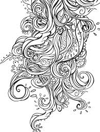 Small Picture 15 CRAZY Busy Coloring Pages for Adults Page 5 of 16 Crazy