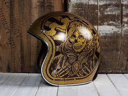 virgin mary custom motorcycle helmet by derrick castle dribbble
