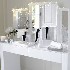 Master Bedroom With White Furniture Carlton Glass Dressing Table White Furniture The White Company