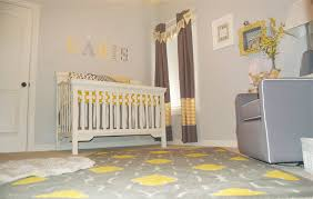 Name Sign Wall Decor Yellow And Gray Baby Nursery Medium Room Size Well  Arranged Beautiful Pattern Carpet