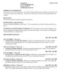 Sample Resume For College Student Simple Example Of College Student Resume For Internship Sample Resumes